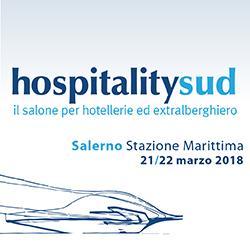 hospitalitysud - Salerno, 21-22 marzo 2018